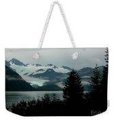 Harriman Glacier Weekender Tote Bag