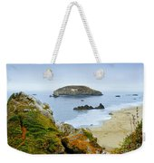 Harris Beach Weekender Tote Bag