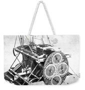 Harrisons First Marine Timekeeper Weekender Tote Bag by Photo Researchers