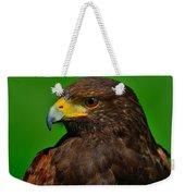 Harris's Hawk Weekender Tote Bag