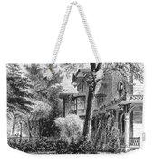 Hartford: Armsear Mansion Weekender Tote Bag