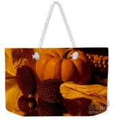 Harvest Reflections Weekender Tote Bag