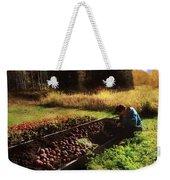 Harvesting The Crop Weekender Tote Bag
