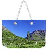 Hatcher Pass Alaska Weekender Tote Bag