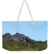 Hatcher Pass Mine Weekender Tote Bag