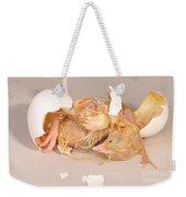 Hatching Chicken 19 Of 22 Weekender Tote Bag