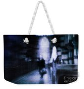 Haunted Weekender Tote Bag by Andrew Paranavitana