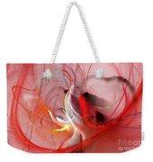 Haunted Hearts Weekender Tote Bag