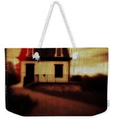 Haunted Lighthouse Weekender Tote Bag by Edward Fielding