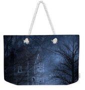 Haunted Place Weekender Tote Bag