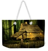 Haunted Shack Weekender Tote Bag
