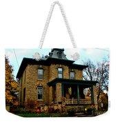 Haunted Victorian Weekender Tote Bag