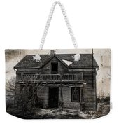 Haunting East Weekender Tote Bag by Empty Wall