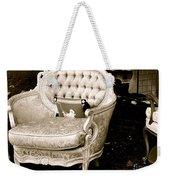 Have A Chair Weekender Tote Bag