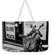Have Cello Will Play Weekender Tote Bag