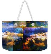 Have I Died And Gone Somewhere I Don't Believe In? Weekender Tote Bag