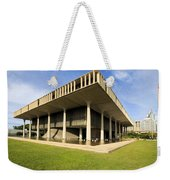 Hawaii Capitol Building Weekender Tote Bag