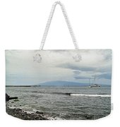 Hawaiian Coastline Weekender Tote Bag