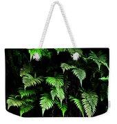 Hawaiian Fern Weekender Tote Bag