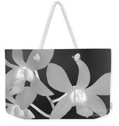 Hawaiian Floral Detail Weekender Tote Bag