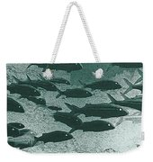 Hawaiian Goatfish School Weekender Tote Bag
