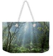 Hawaiian Rainforest Weekender Tote Bag by Gregory Dimijian MD