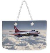 Hawker Hunter Weekender Tote Bag