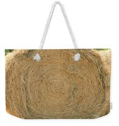 Hay Ball Weekender Tote Bag