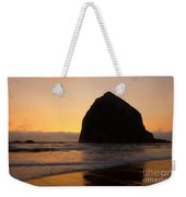 Haystack Reflections Weekender Tote Bag