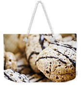 Hazelnut Cookies Weekender Tote Bag