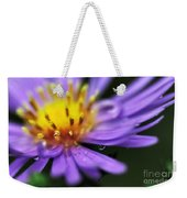 Hazy Daisy... With Droplets Weekender Tote Bag