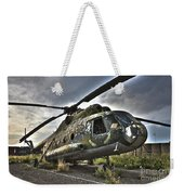Hdr Image Of An Afghanistan National Weekender Tote Bag