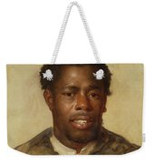 Head Of A Man Weekender Tote Bag