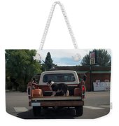Headed Home Weekender Tote Bag
