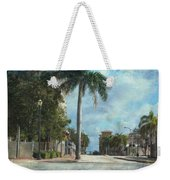 Headed To Hutchinson Weekender Tote Bag by Trish Tritz