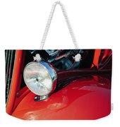Headlight 6 Weekender Tote Bag