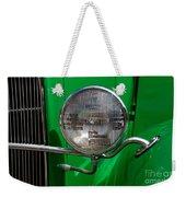 Headlight Weekender Tote Bag