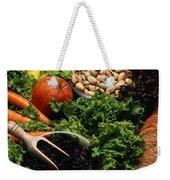 Healthy Foods Weekender Tote Bag