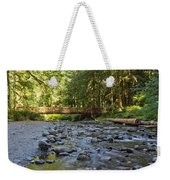 Hear The Rush Of Water II Weekender Tote Bag