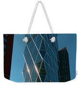 Hearst Building Weekender Tote Bag