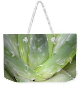 Heart Of An Aloe Weekender Tote Bag
