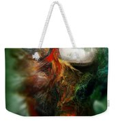 Heart Of Christmas Weekender Tote Bag