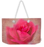 Heart Of The Rose Weekender Tote Bag