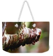 Heart Pine Limb Weekender Tote Bag