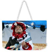 Heart To Heart Play At 1st Nativity International Christmas Festival Weekender Tote Bag
