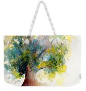Heart Tree Weekender Tote Bag