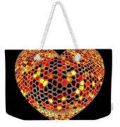 Heartline 7 Weekender Tote Bag