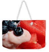 Heat Quencher Weekender Tote Bag by Barbara Griffin