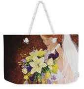 Heather's Special Day Weekender Tote Bag