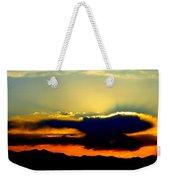 Heaven Is Watching Weekender Tote Bag